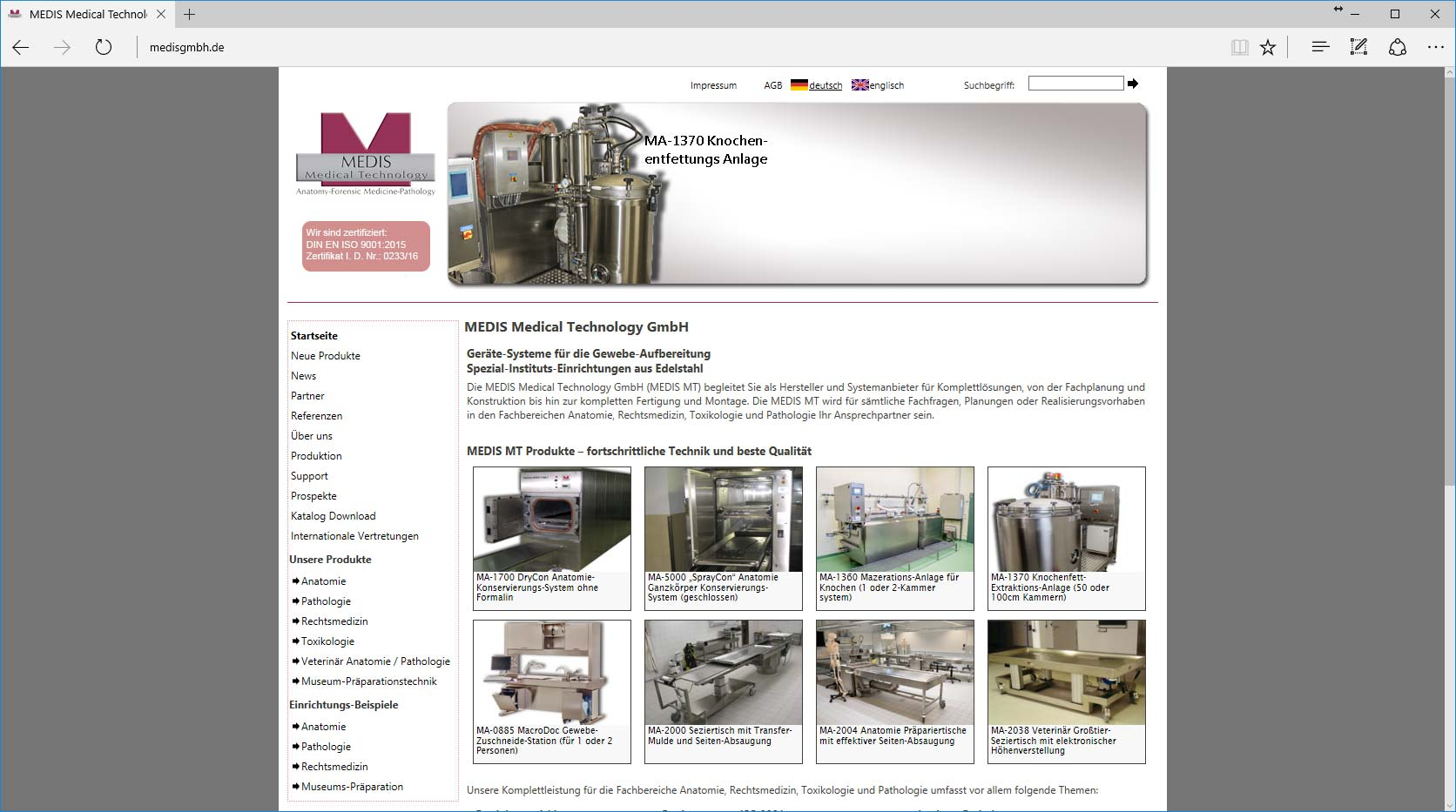 MEDIS GmbH